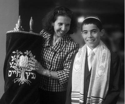 Bar Mitzvah in Chapel Hill, NC